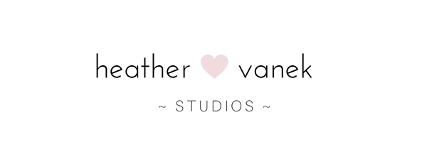 Heather Vanek logo